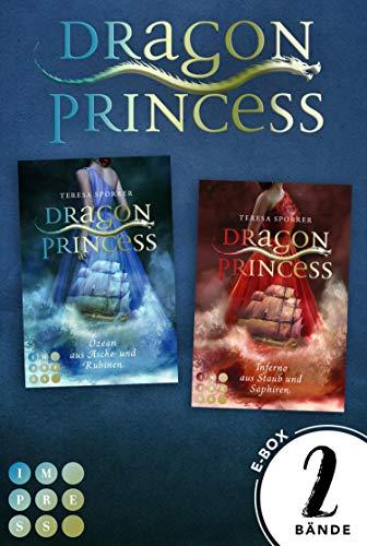 Dragon Princess: Dragon Princess. Sammelband der märchenhaften Fantasy-Serie: Fantasy-Liebesroman für alle Drachen-Fans mit einer kämpferischen Prinzessin