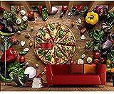 Zoom IMG-1 fast food pizza verdura cibo