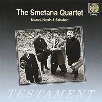 Mozart, Haydn & Schubert String Quartets by MOZART / HAYDN / SCHUBERT