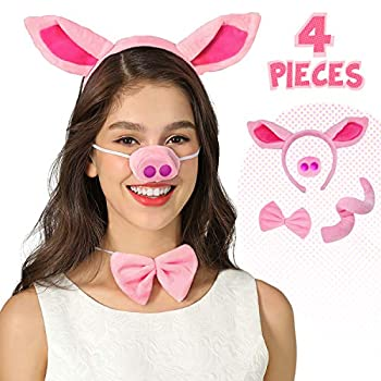 Best pig head band Reviews