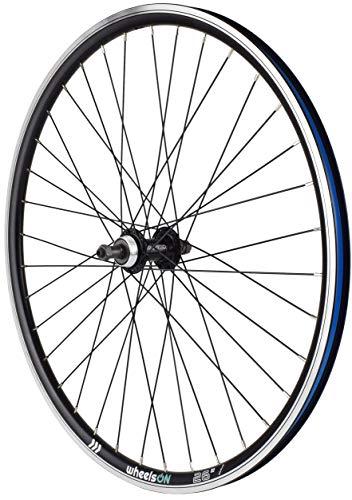 wheelsON 26 inch Rear Wheel Quick Release 6/7 spd Shimano Freewheel Hybrid/Mountain Bike Black 36H (wheel Only)