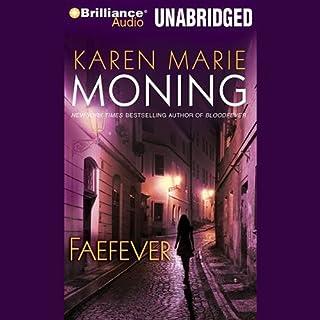 Faefever audiobook cover art