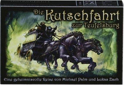 Adlung Games 76037 - Kutschfahrt zur Teufelsburg