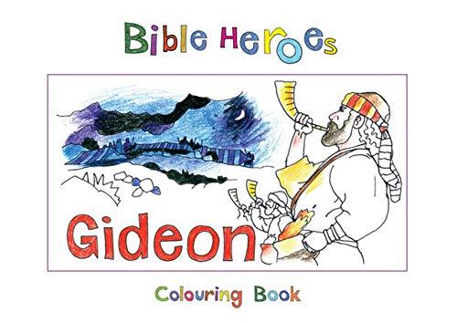 Bible Heroes Gideon (Bible Art)
