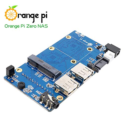 Quickbuying Orange Pi Zero NAS Interface uitbreidingsbord voor alle typen modellen Orange Pi PC