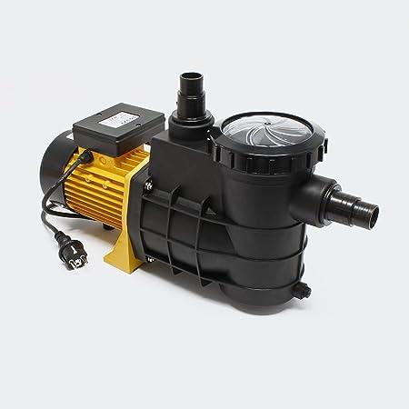 Pompe piscine 14500l/h 750 watts Pompe filtration Circulation Eau Pool Whirlpool Jardin