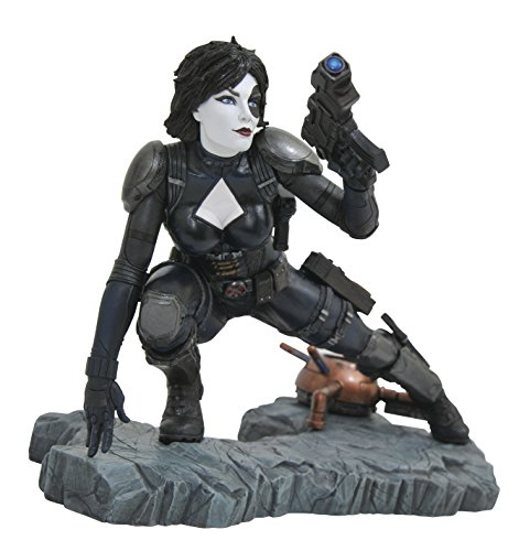 DIAMOND SELECT TOYS Marvel Premier Collection: Domino Resin Statue