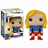 Figuras Pop Super Heroes Supergirl 92 # Figura De Acción De Vinilo Colección Modelo Juguetes para Niños