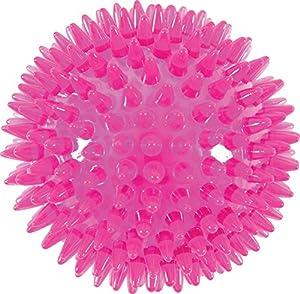 Zolux Picot Pop Jouet Balle pour Chien Framboise Diamètre 13 cm