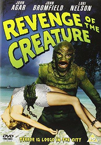Die Rache des Ungeheuers / Revenge of the Creature [UK Import]