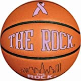ROCK The Pink Ribbon Basketball Women's 28.5
