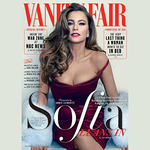 Vanity Fair: May 2015 Issue cover art