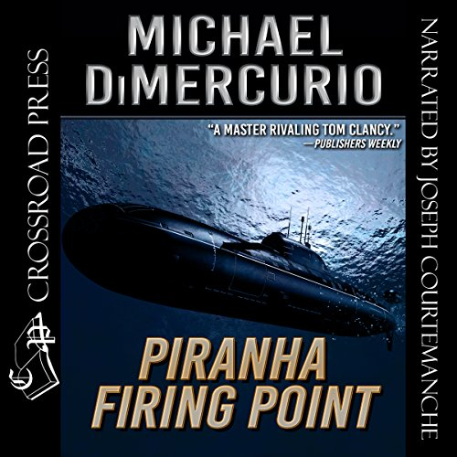 Piranha Firing Point audiobook cover art