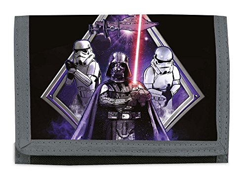 Disney Rebels Star Wars Darth Vader Geldbörse Geldbeutel Portemonaie Portmonee