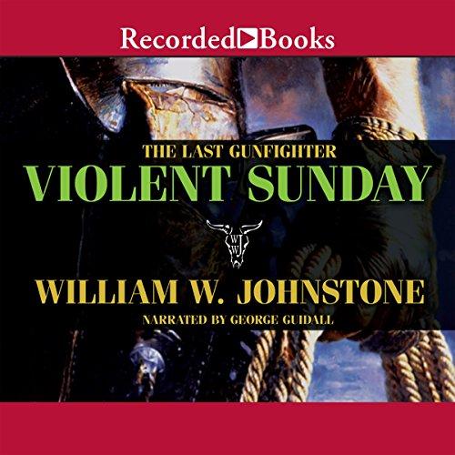 Violent Sunday audiobook cover art