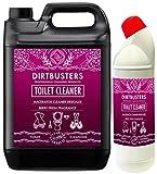 Dirtbusters Le Produit Nettoyant/Détartrant pour Toilettes/WC avec Sanibroyeur ou...