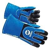 MILLER ELECTRIC MIG/Stick Welding Gloves,Stick,PR