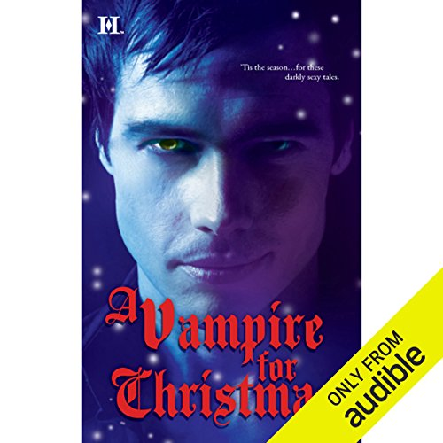 A Vampire for Christmas audiobook cover art