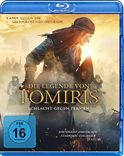 Die Legende von Tomiris – Schlacht gegen Persien [Blu-ray]