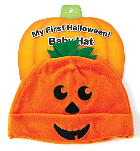 Horror-Shop Pumpkin Hat Bébé