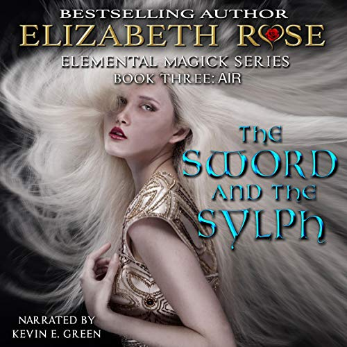 The Sword and the Sylph audiobook cover art