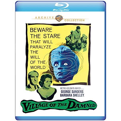 VILLAGE OF THE DAMNED (1960) - VILLAGE OF THE DAMNED (1960) (1 Blu-ray)