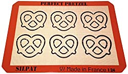 Perfect Pretzel Silpat Mat