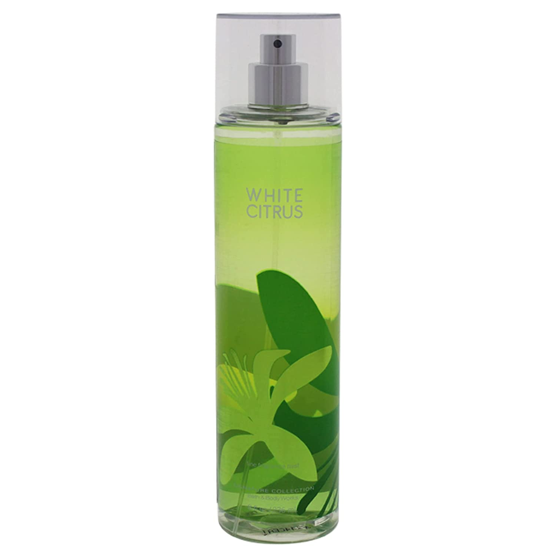 Bath and Body Ranking TOP12 Works Fine 2021 model Fragrance Fl 8.0 Mist Oz Citrus White