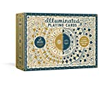Illuminated Playing Cards: Two Decks for Games and Tarot (The Illuminated Art Series)