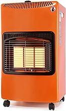 Calentador De Gas Licuado/Calentador De Gas Natural Con Función De Rodillo Y Temporización Para Acampar, Calentamiento PTC De Lámina De Cerámica, Estufa De Tostado De 3 Modos De Calentamiento