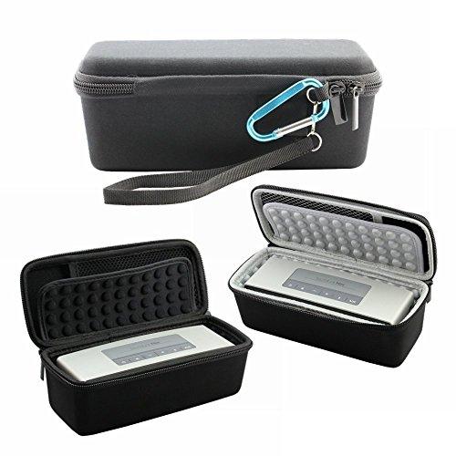 portátil bolsa Licra EVA Carcasa Funda Case Cover Storage Box para Bose SoundLink Mini y SoundLink Mini Ⅱ & Sony srs-x33 Sony SRS-X2 ancla Sonido Core Bluetooth Wireless Speaker