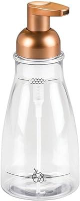 InterDesign 泡 ソープ ポンプ ディスペンサー ボトル コッパー 50109EJ