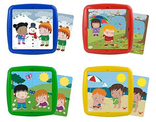 Miniland- Puzzle para niños (35380)