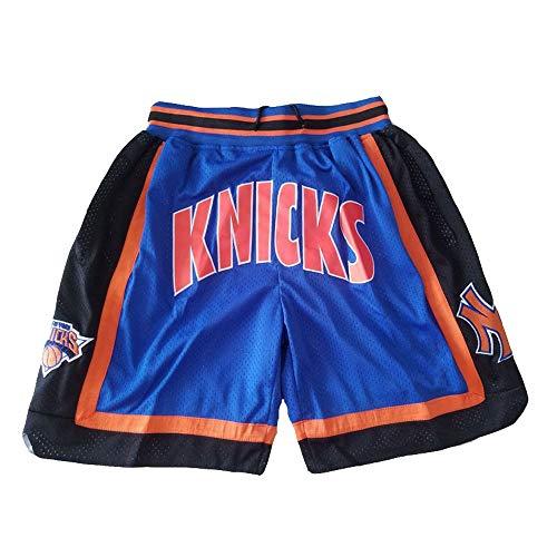 ZXZXING Pantalones Cortos de Hombre Pantalones de Baloncesto Pantalones de los Toronto Celtics de Toronto Raptors Pantalones Cortos Bordados con Chip Pantalones Cortos de Jersey Swingman