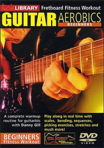 Guitar Aerobics Beginners [DVD] [NTSC]