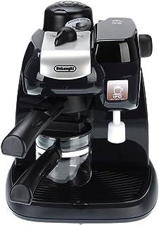 Delonghi Steam Coffee Maker, Black, EC9