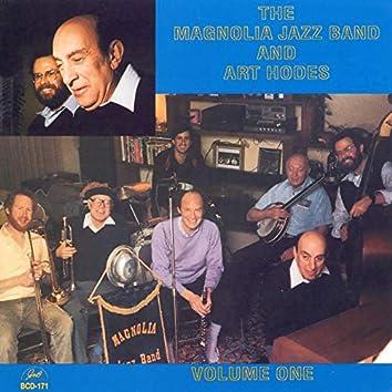 The Magnolia Jazz Band and Art Hodes, Vol. 1
