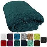 Grau gro/ß handt/ücher 90 x 180 cm Utopia Towels Badetuch gro/ß aus Baumwolle 700 g//m/² Duschtuch