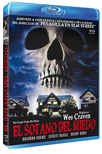 El Sótano del Miedo[Blu-ray][1991]