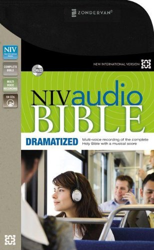 Compare Textbook Prices for NIV, Audio Bible, Dramatized, Audio CD 0 Edition ISBN 9780310436461 by Zondervan,Various/Full Cast
