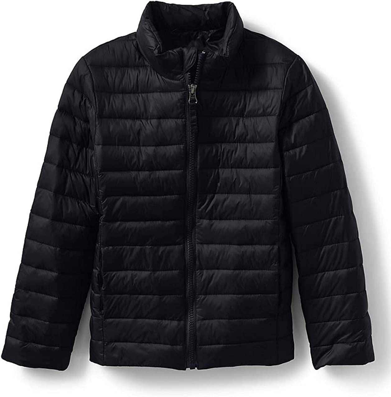 Lands' End Kids Insulated Down Alternative ThermoPlume Jacket
