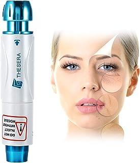 Blauwe Hyaluronzuur Spuit Pen, Professionele Niet-invasieve Leading-in Hyaluronic Beauty Sprayer Pen voor Salon Huidverzor...