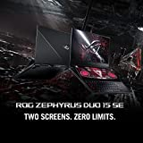 ASUS ROG Zephyrus Duo SE 15 (GX551QS-XS98) technical specifications
