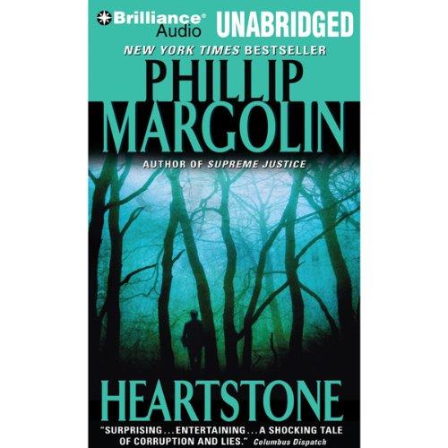 Heartstone audiobook cover art