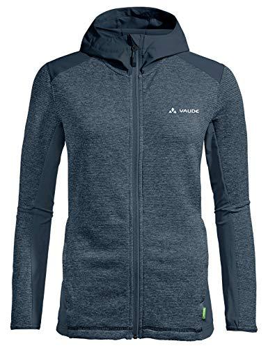 VAUDE Damen Women's Croz Fleece Jacket II Jacke, Steelblue, 40