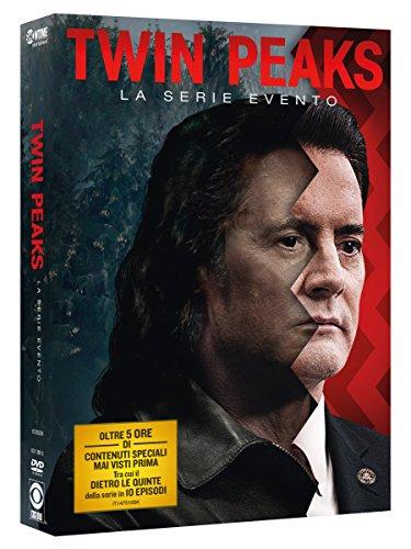 Twin Peaks Stg.3 (Box 10 Dvd)
