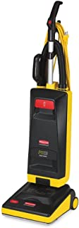 Rubbermaid Commercial FG9VPH120000 12-inch Power Height Upright Vacuum Cleaner, 11 A Power