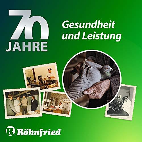Röhnfried Darmwohl Nahrungsergänzung (250 ml) für Nager, Geflügel & Kleintiere, geförderte Verdauung & erleichterte Aufzucht, mit Oregano & Bartflechte - 2