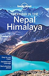 lonely planet - Trekking in the Himalaya