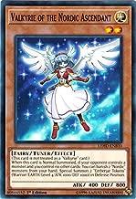 Yu-Gi-Oh! - Valkyrie of The Nordic Ascendant - LEHD-ENB10 - Common - 1st Edition - Legendary Hero Decks - Aesir Deck